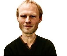 Oskar Henrikson, legitimerad psykolog vid Psykologifabriken.
