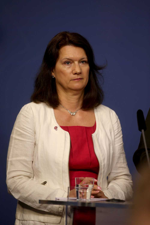 Ann Linde (S) blir EU- och handelsminister.