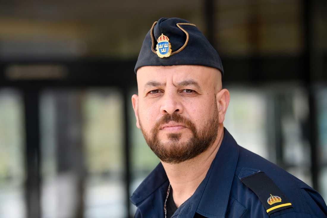 En farhåga är att fler unga exponeras och att kriminella tar tillfället i akt när föräldrar och vuxenvärlden inte har koll, säger Martin Lazar, kommunpolis i Botkyrka.