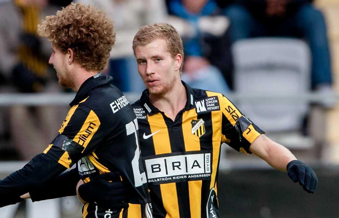 Samuel och Simon Gustafsson.