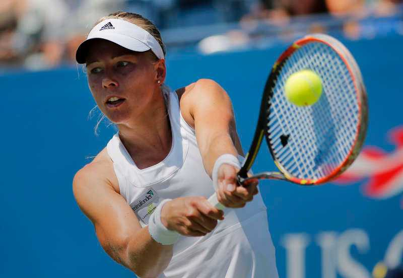 Johanna Larsson avancerade vidare kvartsfinal