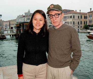 Woody Allen och Soon Yi Previn.