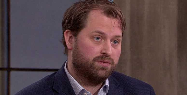 """Forskaren Erik Wikberg medverkade i SVT:s """"Ekonomibyrån""""."""
