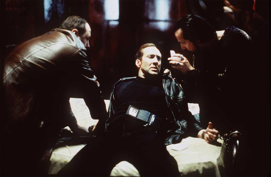 James Gandolfini, Peter Stormare och Nicolas Cage i '8mm'