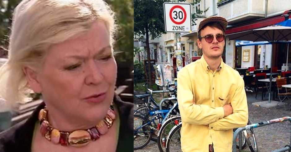 Halsbandet fick Oscar Wasström att ligga sömnlös
