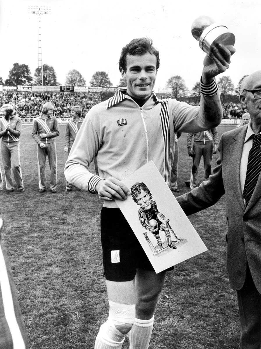 1979: Jan Möller, Malmö FF