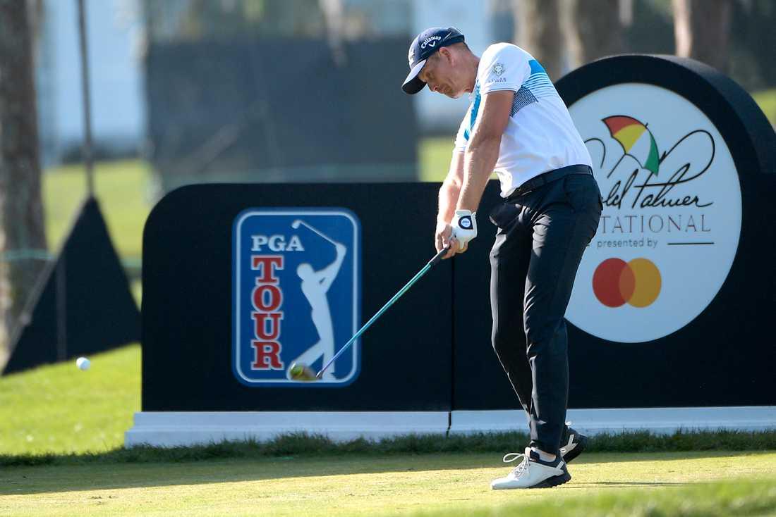 Henrik Stenson och de andra toppgolfarna får spela utan publik när PGA-mästerskapen, årets första majortävling, spelas i augusti. Arkivbild.