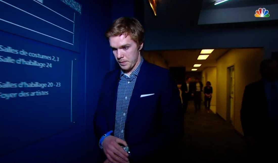 18-årige kanadensaren Connor McDavid är den störste talangen sedan Sidney Crosby...