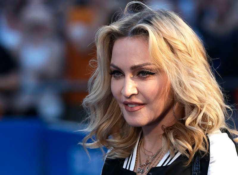 Madonna har i dag sex barn.