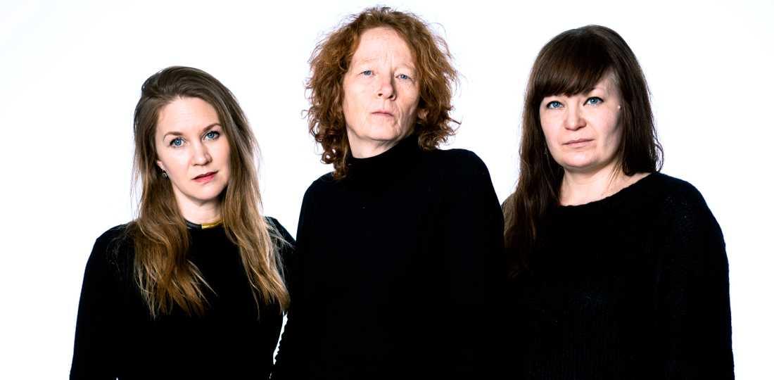 Cecilia Djurberg, Ulrika Stahre och Sandra Wejbro pratar om dokumentären Leaving Neverland i detta avsnitt av Aftonbladet Kulturs podd.