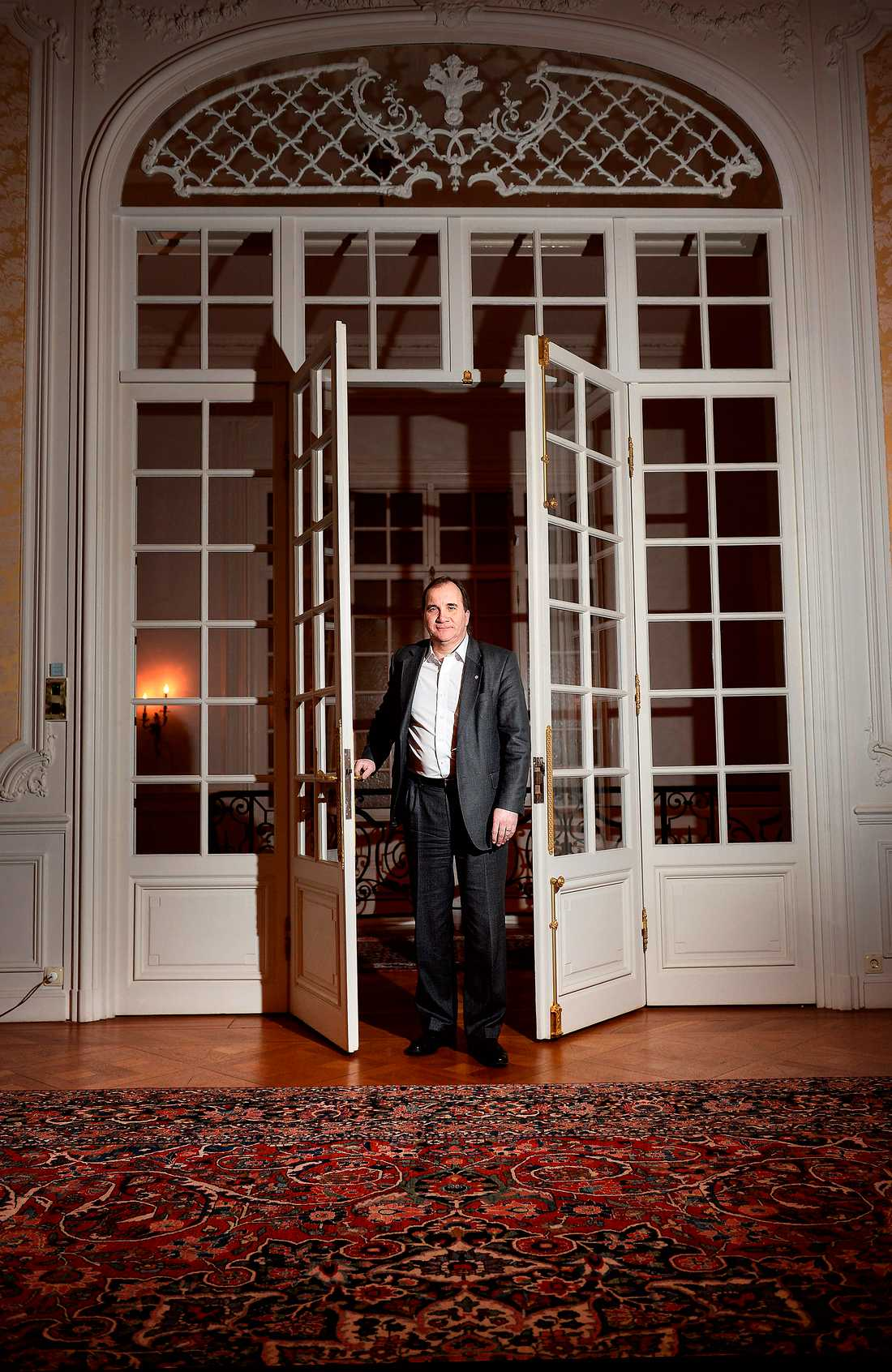 I en exklusiv första intervju för Aftonbladets Mattias Sandberg berättar Stefan Löfven inifrån Sagerska huset nu om decemberöverenskommelsen, hur han ska försvaga SD – och Alliansens planer på att ta över regeringsmakten.