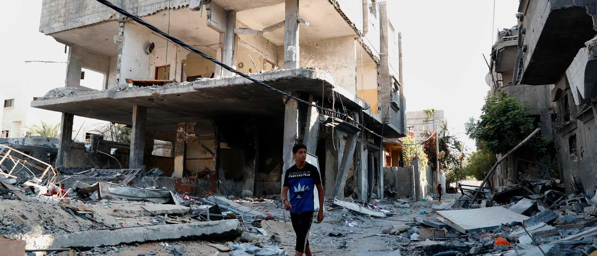 Israel och Hamas beskylls för krigsbrott
