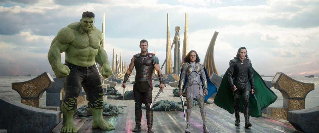"""Från Marvelfilmen """"Thor: Ragnarok""""."""