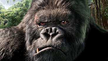 Så ser nya King Kong ut.