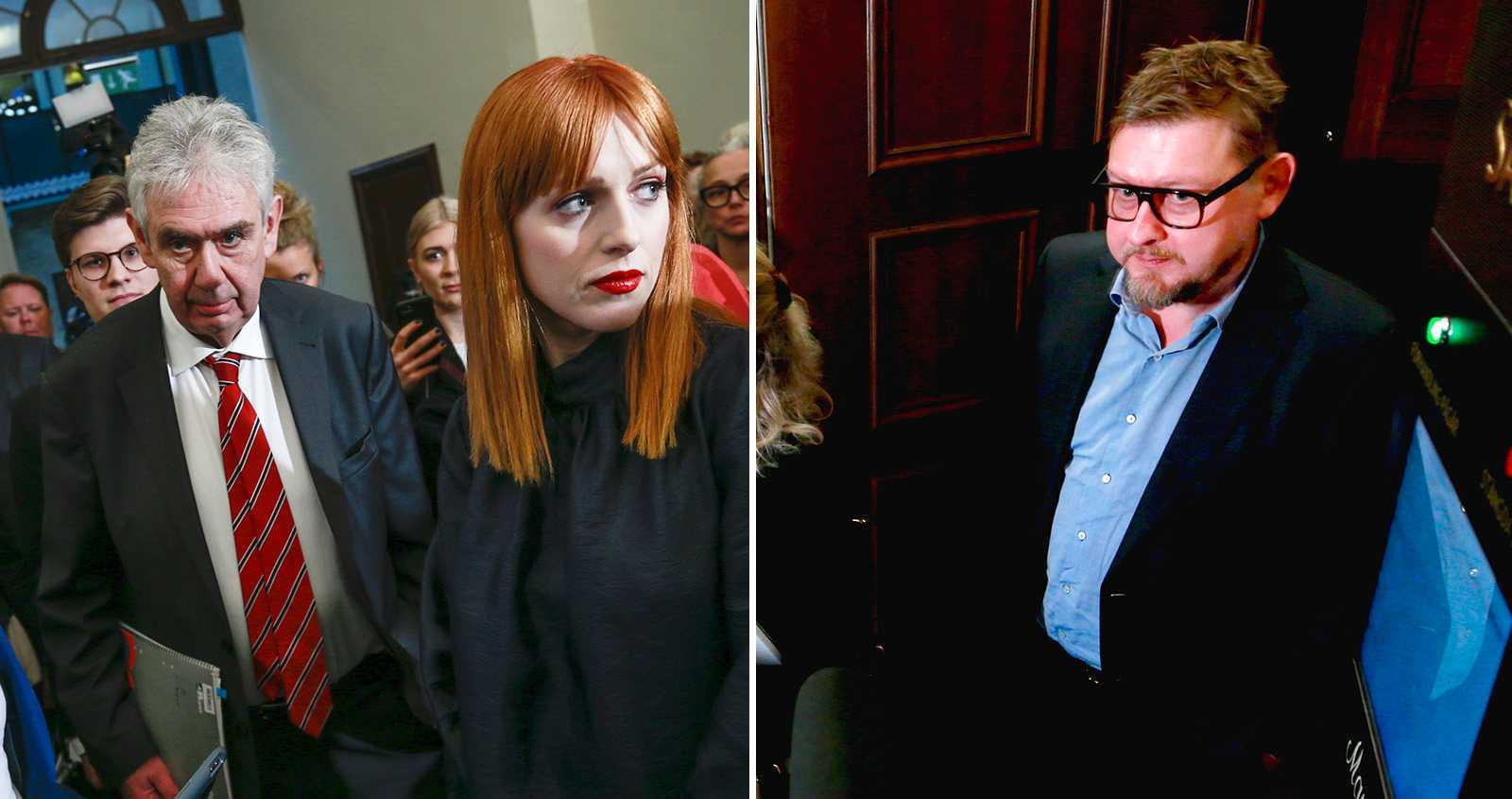 Cissi Wallin dömd för grovt förtal – får böter
