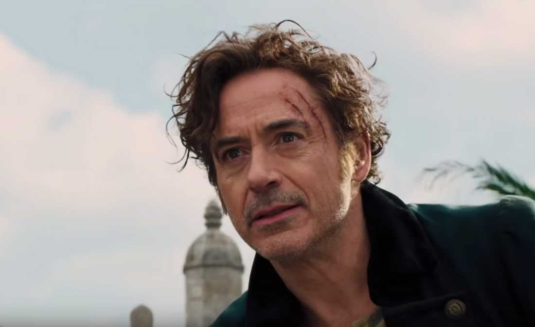 "Robert Downey Jr i ""Dolittle""."