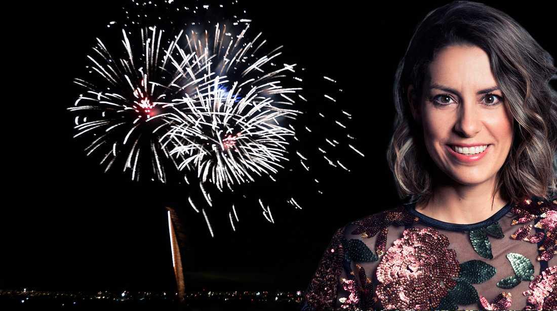 Nina Campioni säger hej då till 2019.
