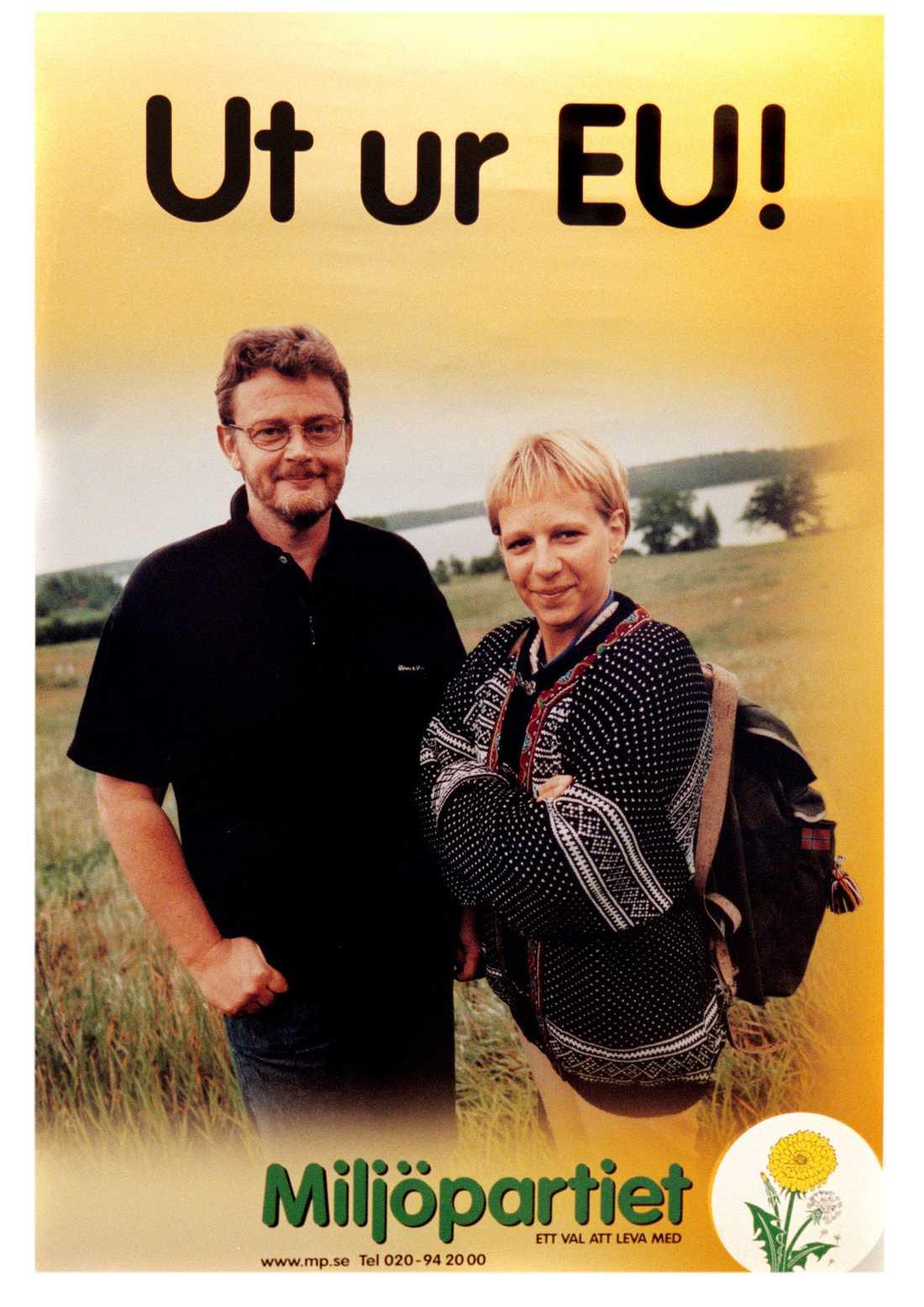 Miljöpartiet 1998