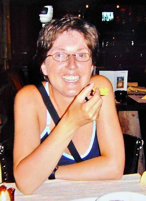 Marie Johansson var en glad tjej som drömde om att bilda familj.