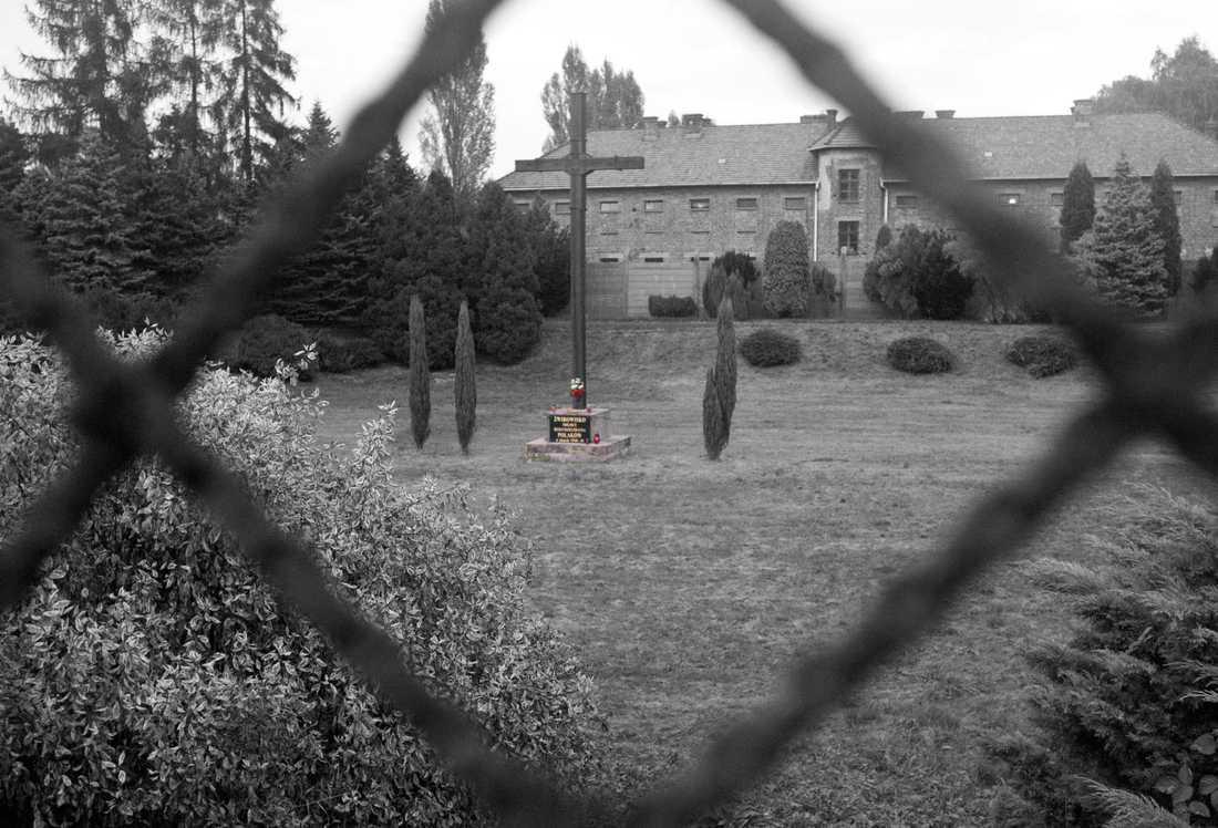 """Polen Resans sista riktiga - och oförglömliga - stopp var Auschwitz. """"Det kanske var ett sorgligt sätt att avsluta en trevlig resa på, men jag har alltid velat besöka Auschwitz. Känslan av att vara på plats där allt elände hände var fruktansvärd och rörande"""", berättar Roger."""