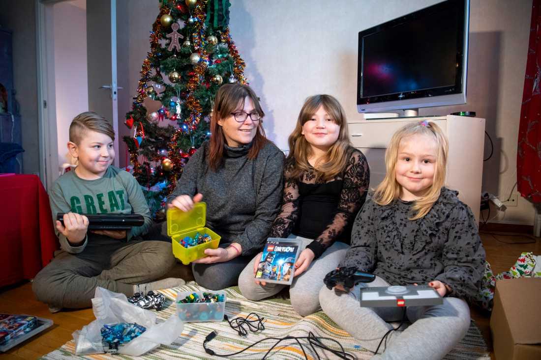Carina Nilsson berättade om hur det är att leva i fattigdom i Sverige i en artikel i Aftonbladet.