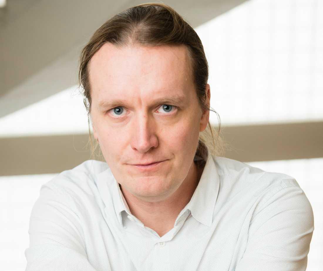 Johan Strang.