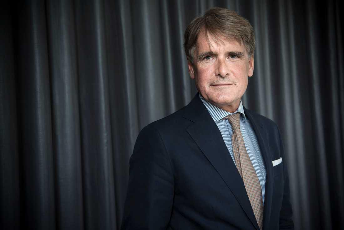 Christer Gardells Cevian lämnar AB Volvo. Arkivbild.