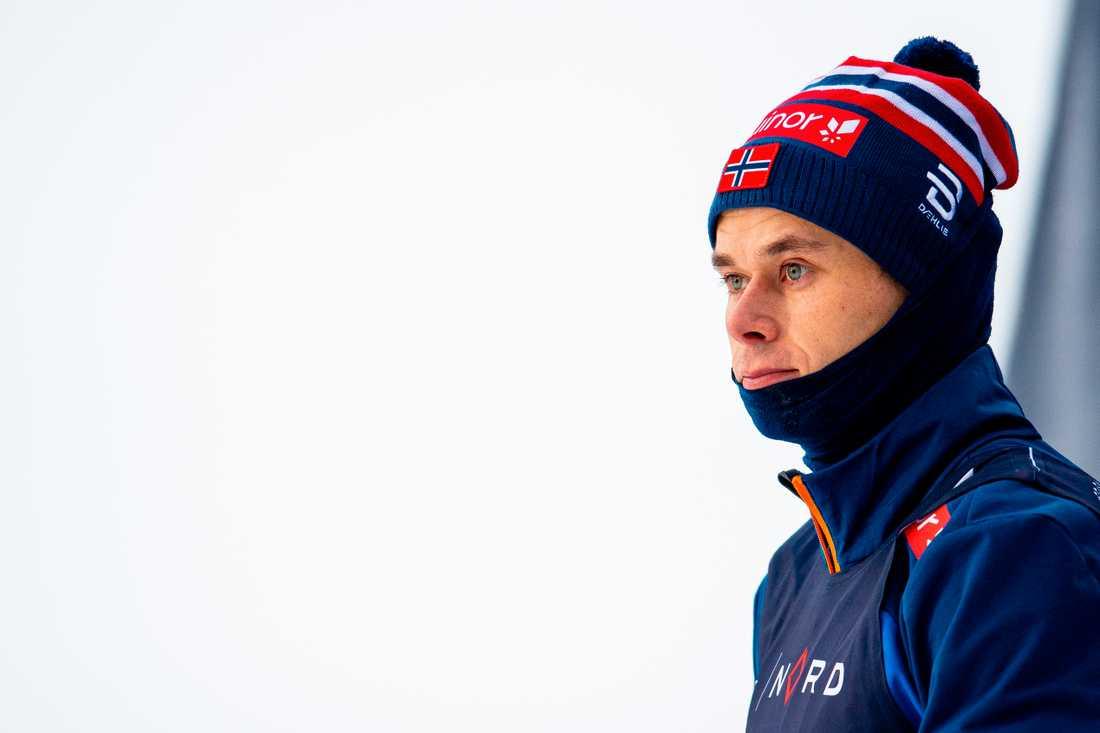 """Harald Östberg Amundsen: """"Det var inte okej att köra"""""""