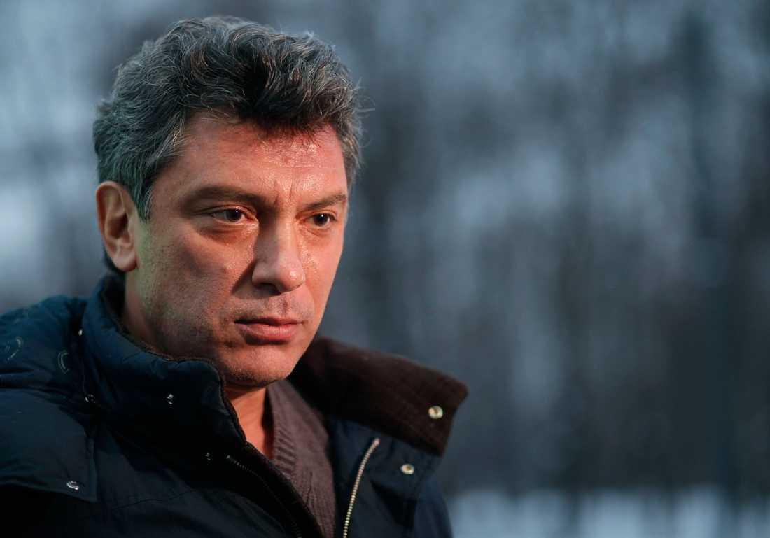 Boris Nemtsov mördades 2015.
