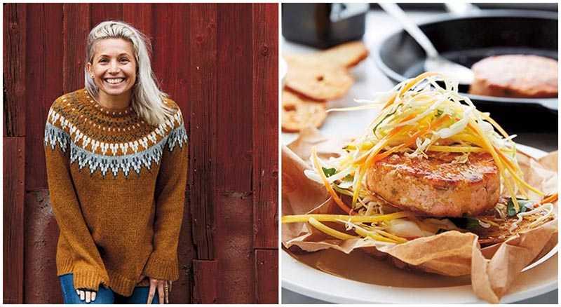 Kocken Tina Nordström ger middagstips.