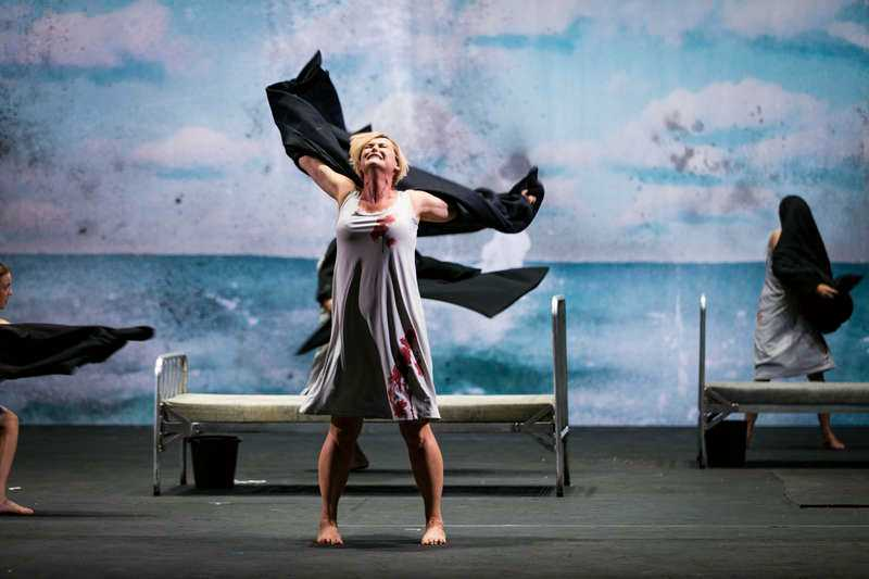 Ingela Brimberg sjunger Elektra med fenomenal dramatisk bravur.