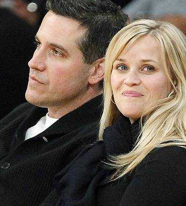 Jim Toth och Reese Witherspoon.