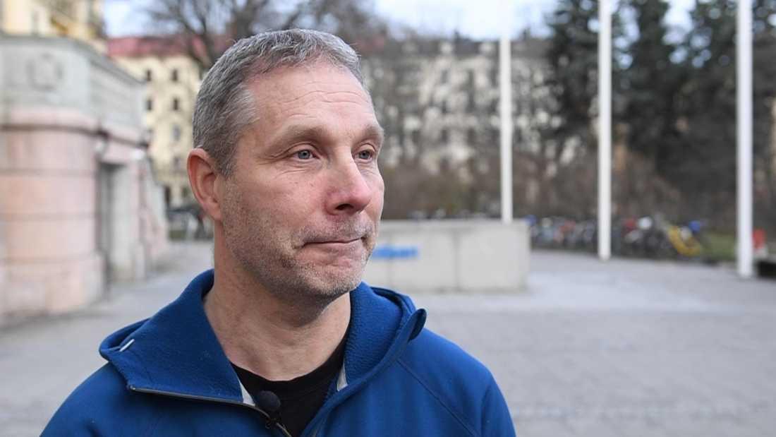 Utredningsledare Tomas Ireving