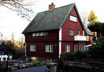 Villan på Storagårdsgatan i Örgryte såldes för 7,7 miljoner kronor och var en av de dyraste i Göteborg förra året. Köparen: Tommy Salo, målvakt i Frölunda Indians. Foto: OSCAR MAGNUSSON/BILDBYRÅN