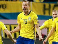 Sverige vann mot Italien i VM-playoff till Ryssland 2018  be722fc00fb38