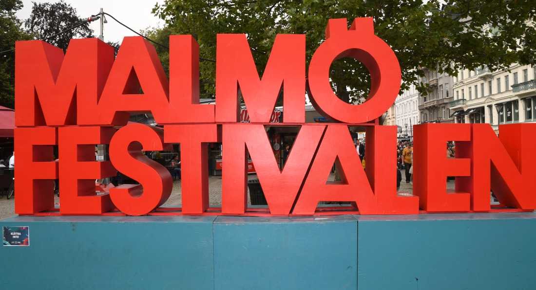 Den 39-årige mannen tafsade på två unga kvinnor och en flicka under en konsert på Malmöfestivalen i fjol. Nu döms han till två månades fängelse. Arkivbild.