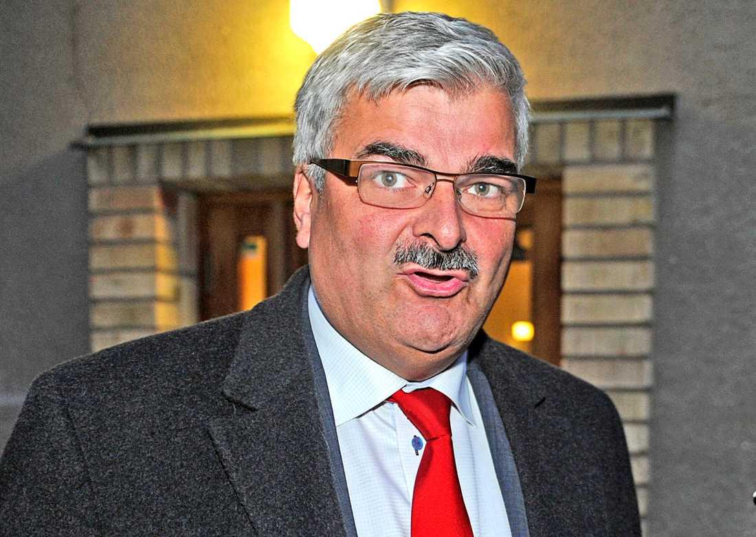 Håkan Juholt, tidigare S-ledare.