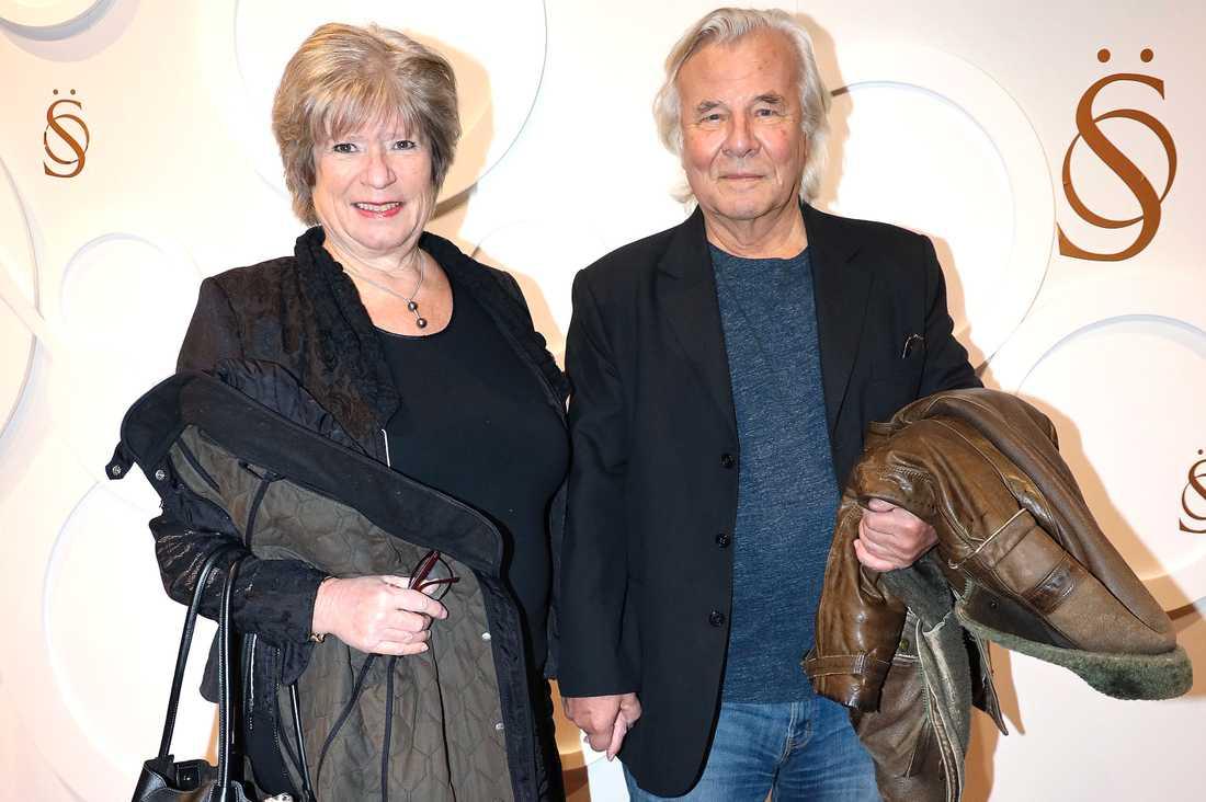 Ann-Marie Skarp och Jan Guillou.
