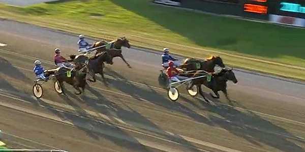 Björn Goop och Enterprise vann försök 3.