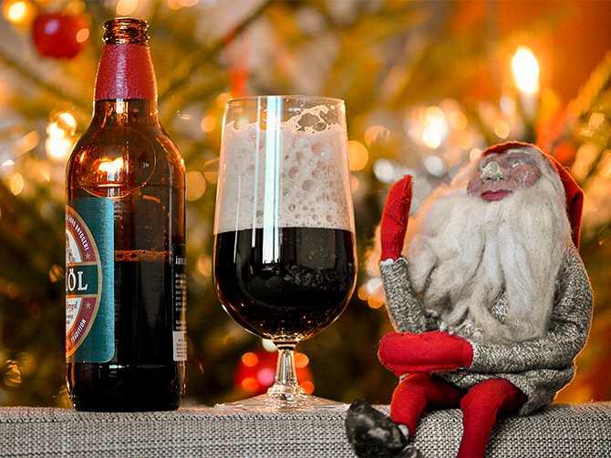 Öl, glögg eller bubbel till jul?