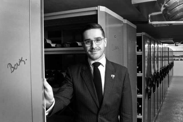 """Hyllas Restaurangen fick nyligen ta emot priset """"Årets vinupplevelse"""" under White Guide-galan. """"Det här visar att det jobb som vi gör varje dag är uppskattat"""", säger Rubén Sanz Ramiro."""