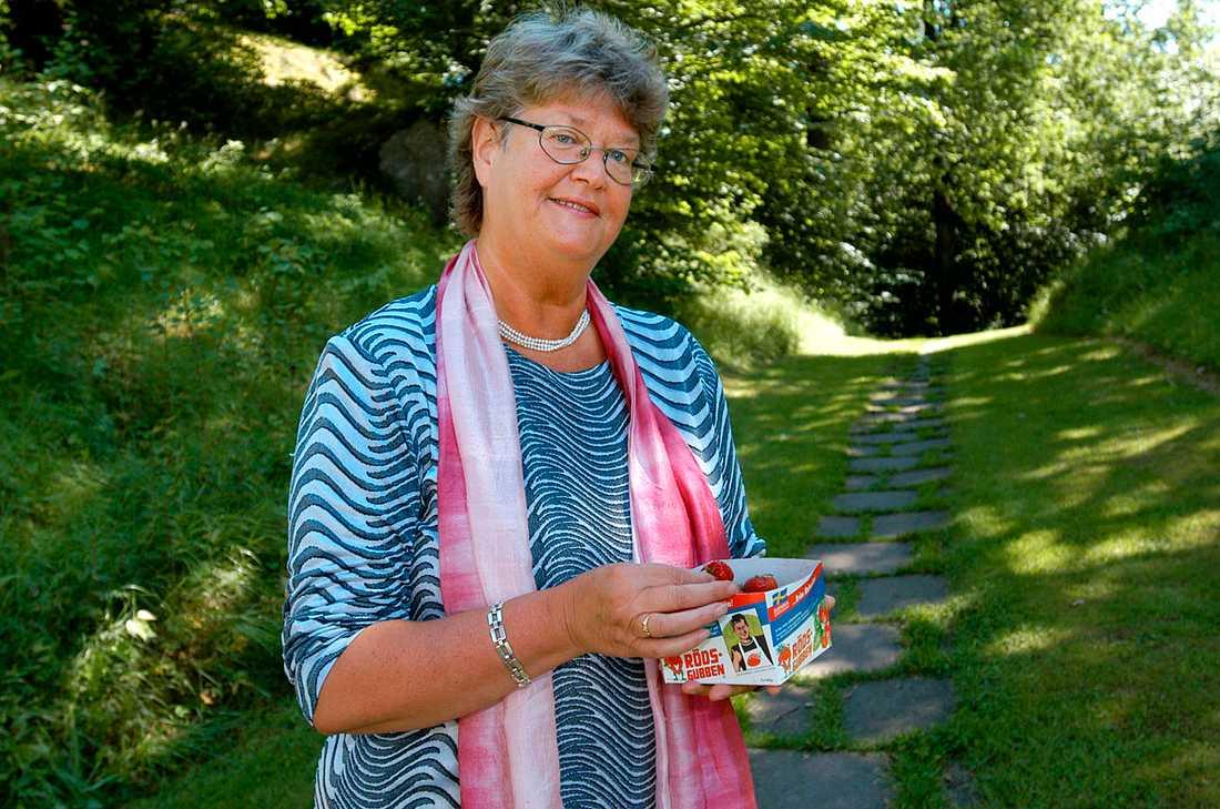 Lillemor Arvidsson blev 68 år.