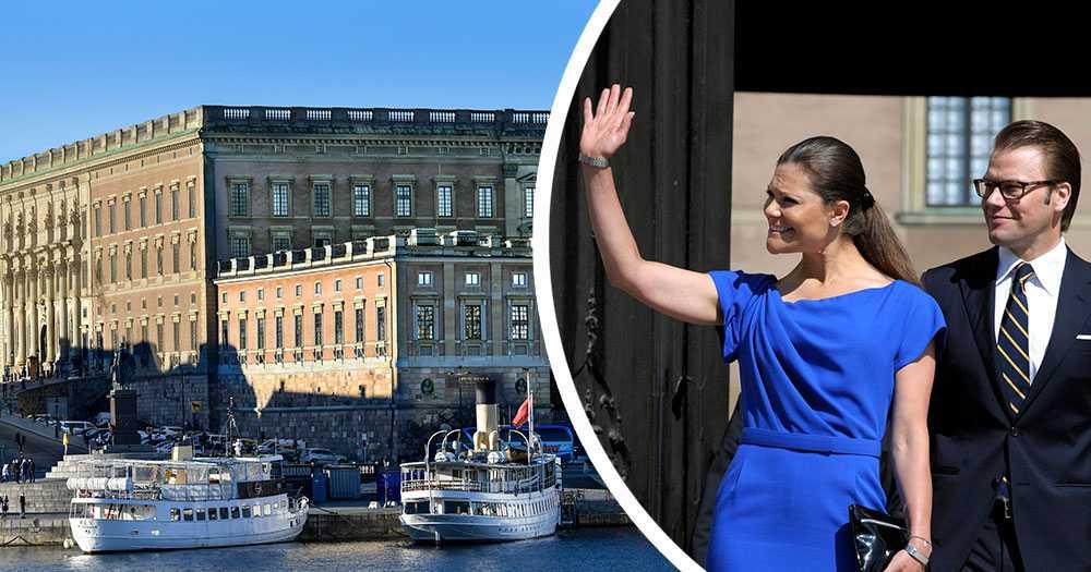 I morgon blir kronprinsessan Victoria tittarnas personliga slottsguide när hon visar upp Kungliga slottet under nationaldagsfirandet.