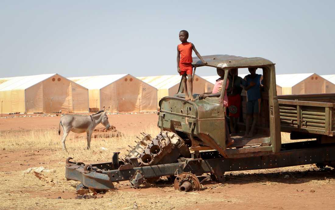 FN har kallat situationen i Sydsudan den snabbast växande flyktingkatastrofen sedan folkmordet i Rwanda. Arkivbild.
