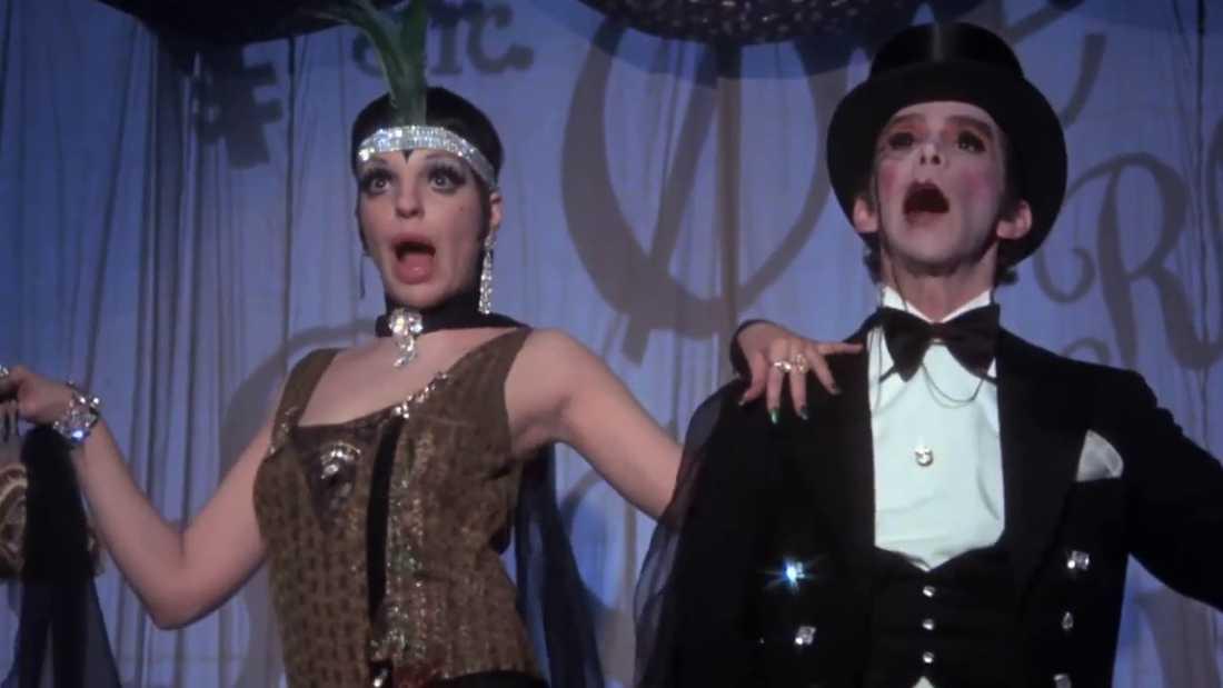 """""""Cabaret"""" (1972)."""