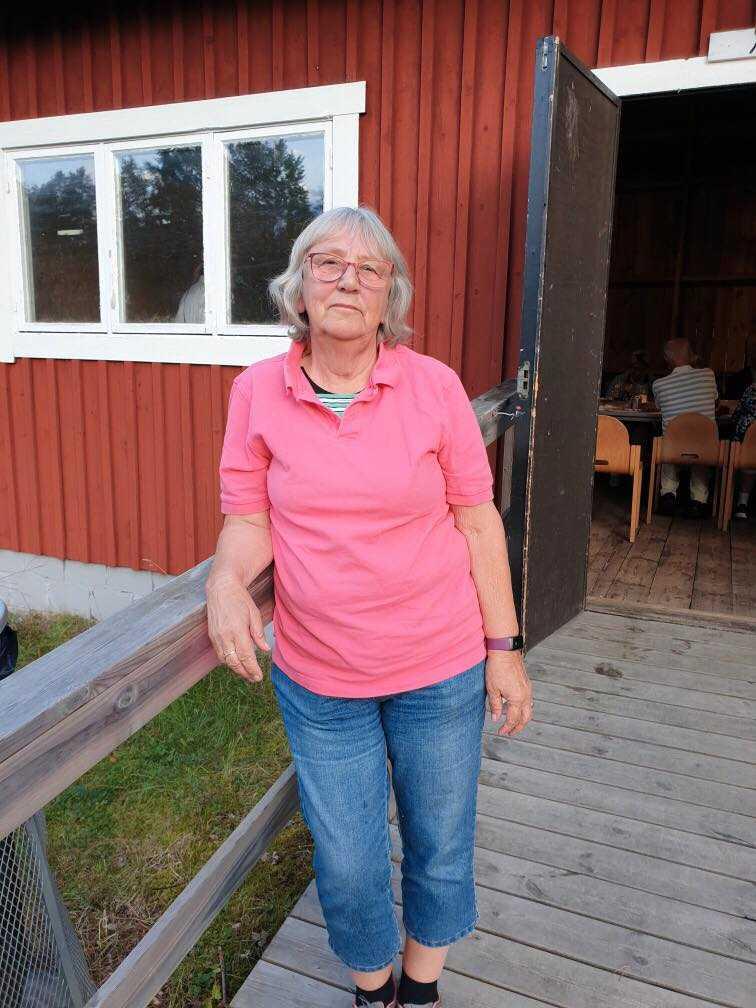 Harriet Ringvall har varit på kollot två år i rad.