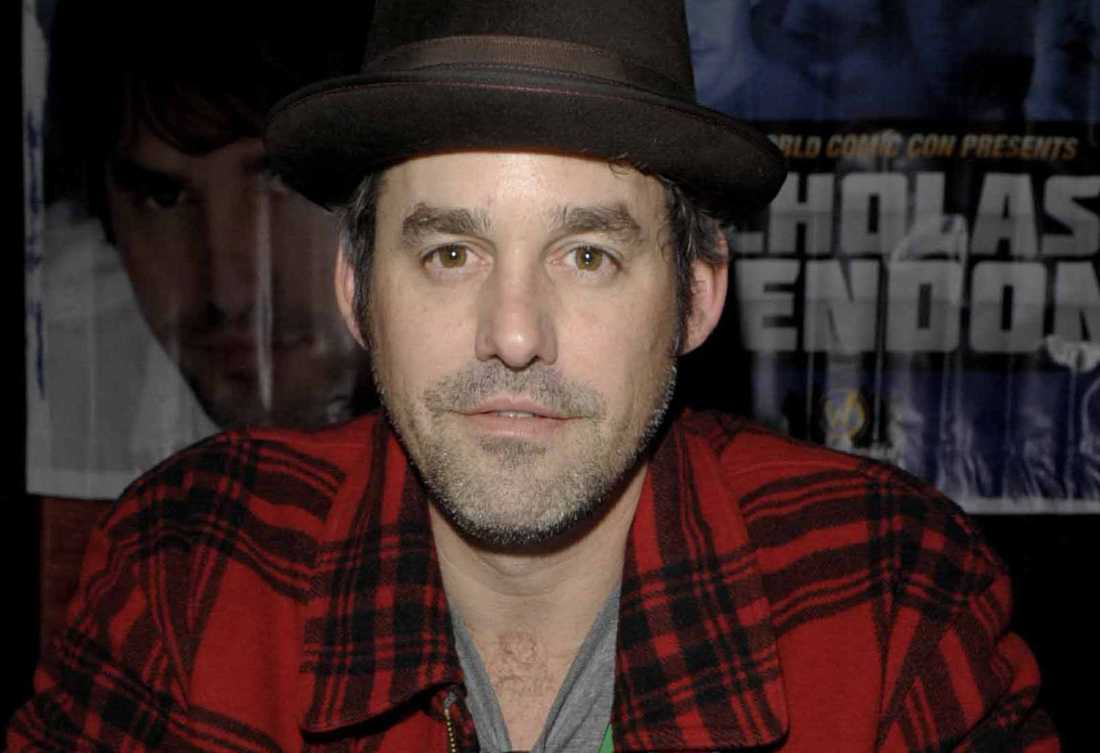 """Nicholas Brendon, känd från 90-talsserien """"Buffy the vampire slayer"""", har varit i klammeri med rättvisan ett antal gånger."""