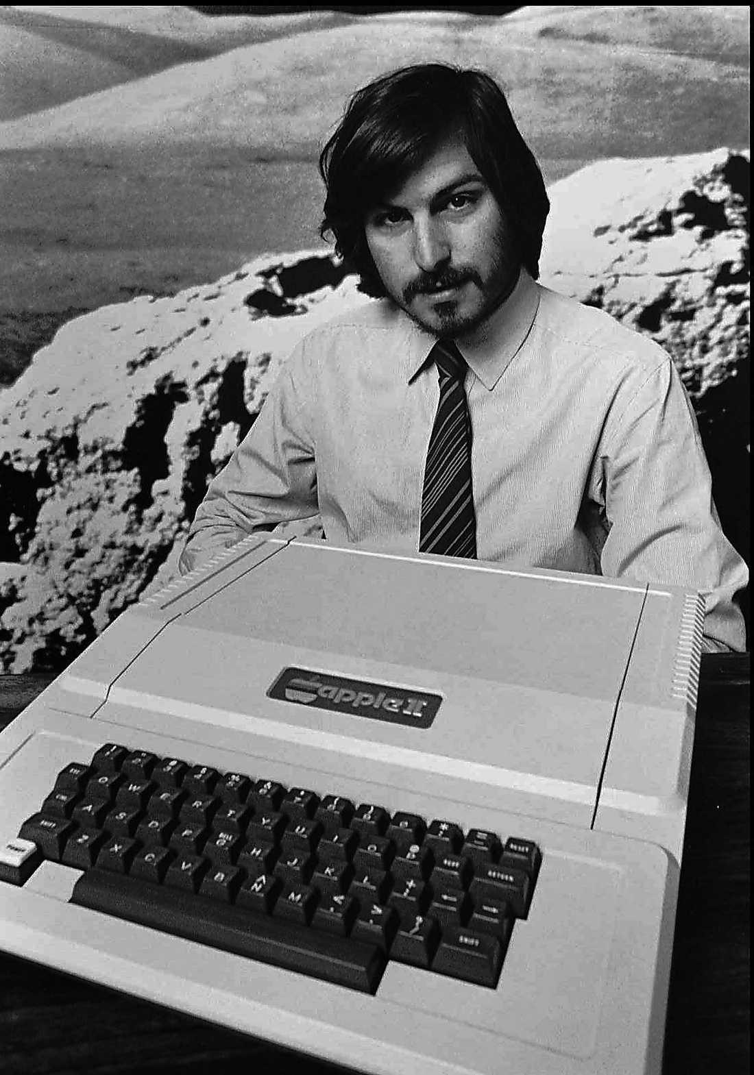 Apple II 1977.