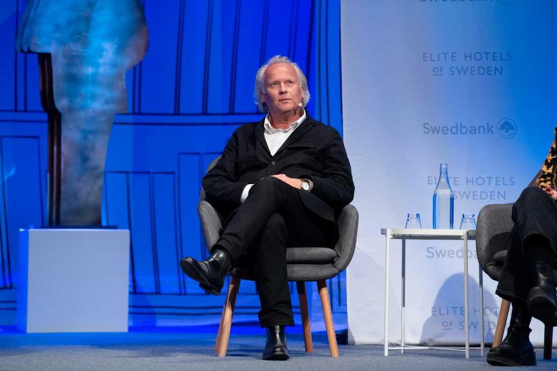 """Måndag 23 november kan det bli tredje gången gillt för Östergren som i år är nominerad till Augustpriset för """"Renegater"""". Arkivbild."""