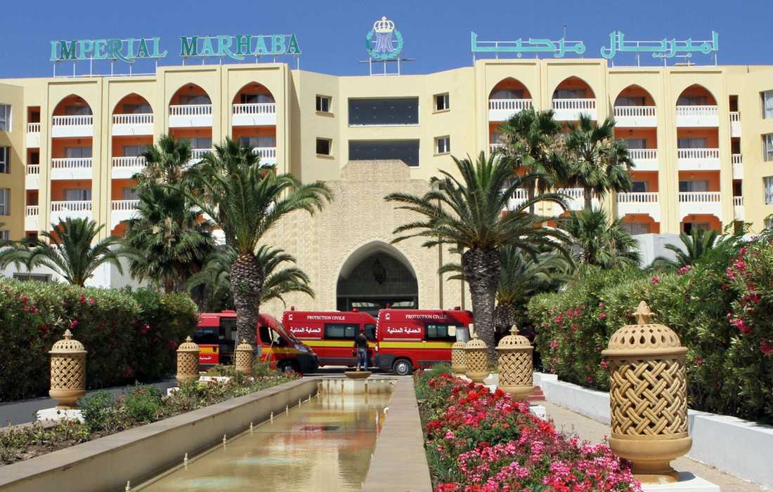 Hotellet Imperial Marhaba